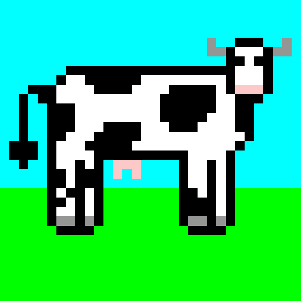 Slashee the Cow